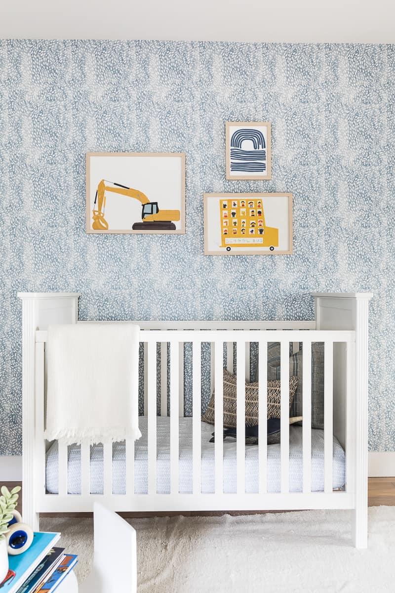 Boys' Nursery Guide Image