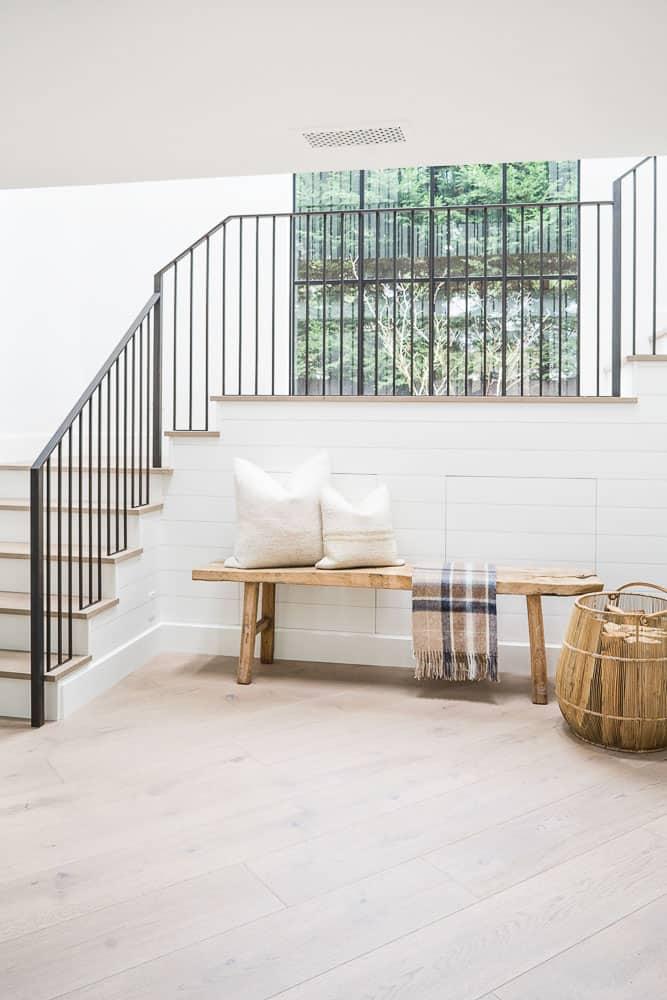 Bainbridge Stairwell Remodel Image