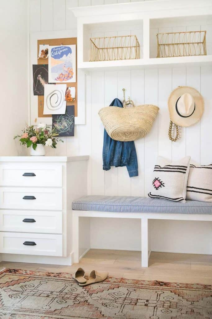 Balboa Island Cottage Mudroom Remodel Image