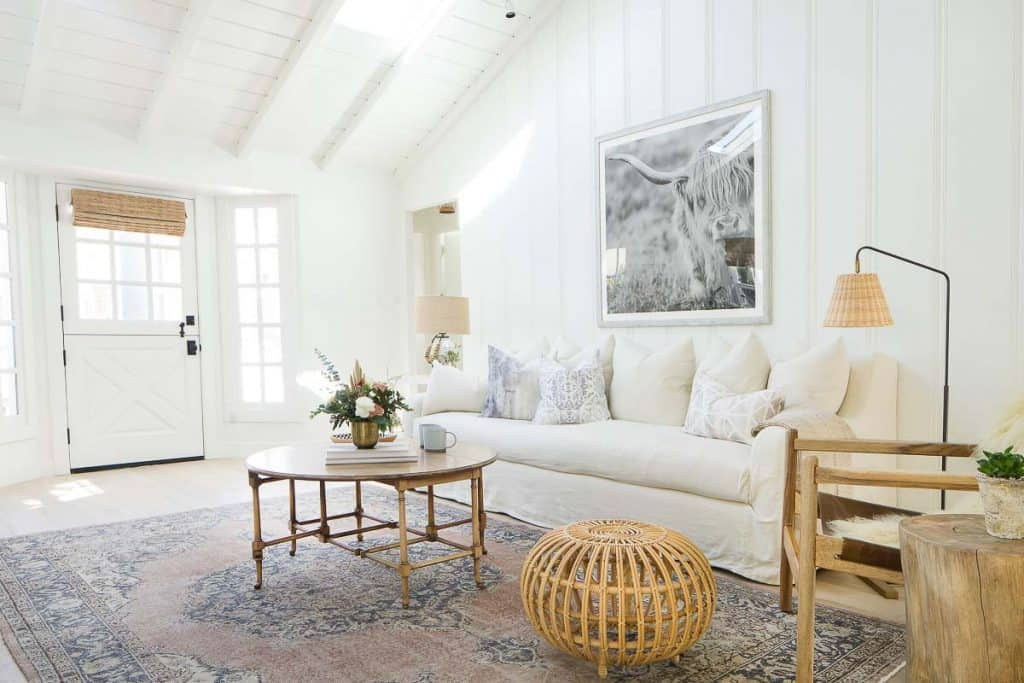 Balboa Island Cottage Family Room Remodel Image