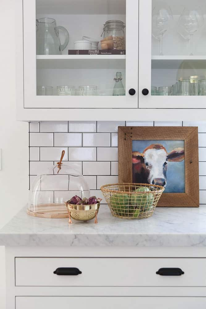 Napa Farmhouse Kitchen Remodel Image
