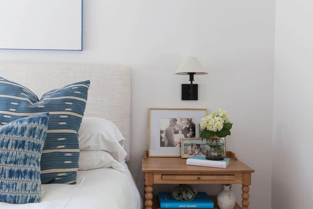 Napa Farmhouse Master Bedroom Remodel Image