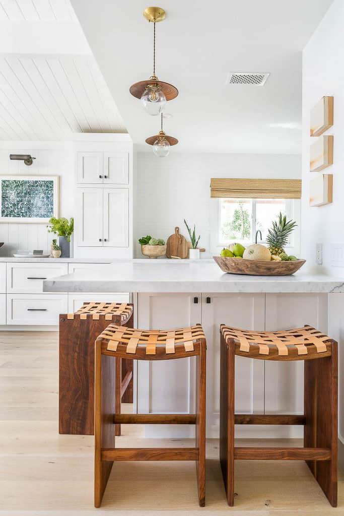 Peninsula Point Beach House Kitchen Remodel Image
