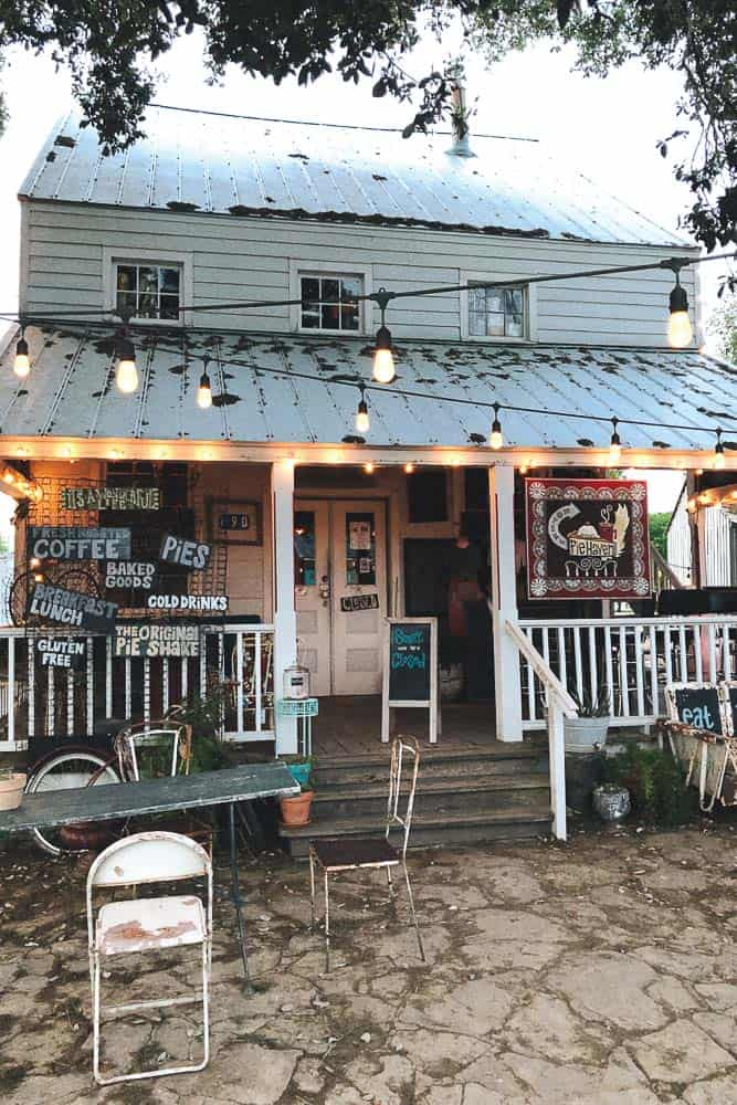 Where To Eat In Round Top, Texas - Mindy Gayer Design Co.