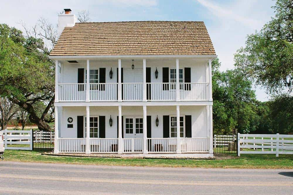 Where To Stay In Round Top, Texas - Mindy Gayer Design Co.