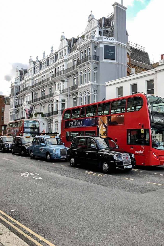 London Guide South Kensington Image