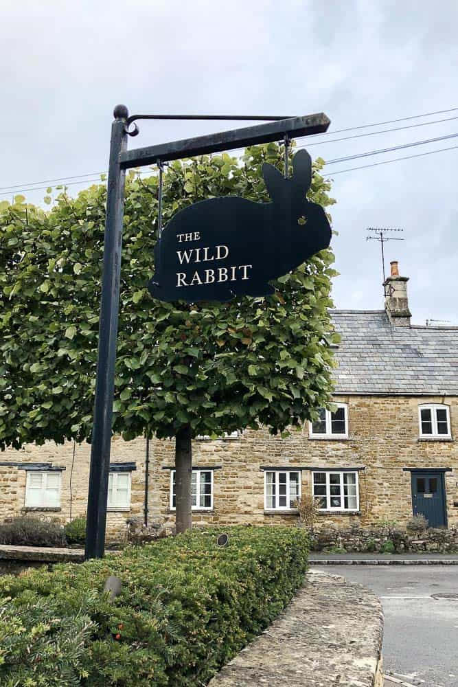 Where To Eat In The Cotswolds - Mindy Gayer Design Co.