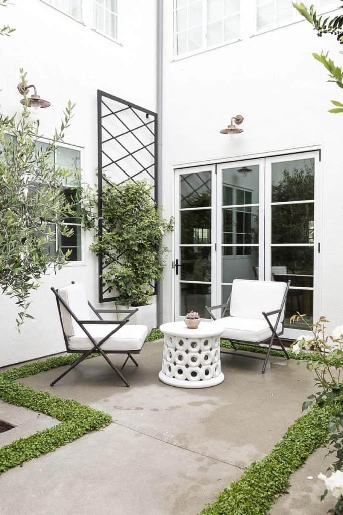 Marigold Courtyard Image
