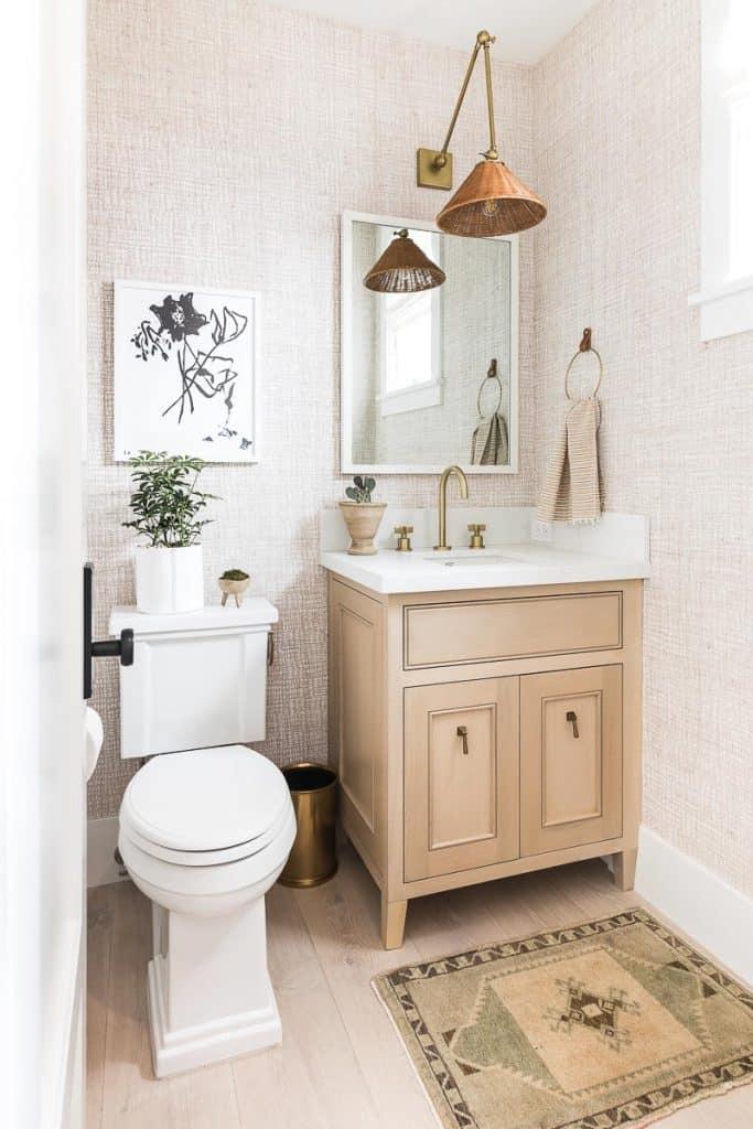 Marigold Powder Bath Image
