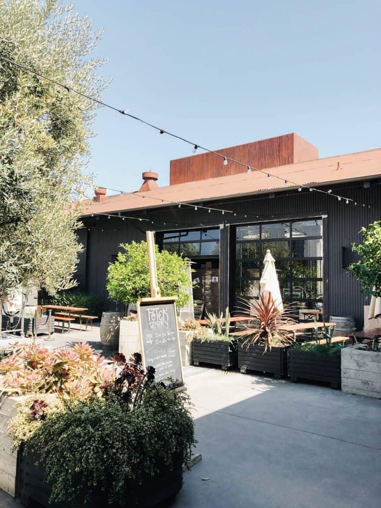 Santa Barbara Potek Winery Image