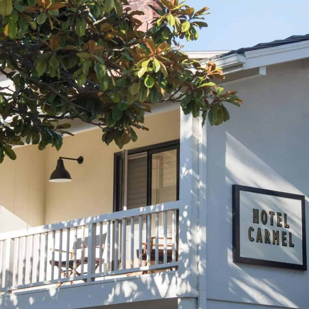 The Hotel Carmel Image