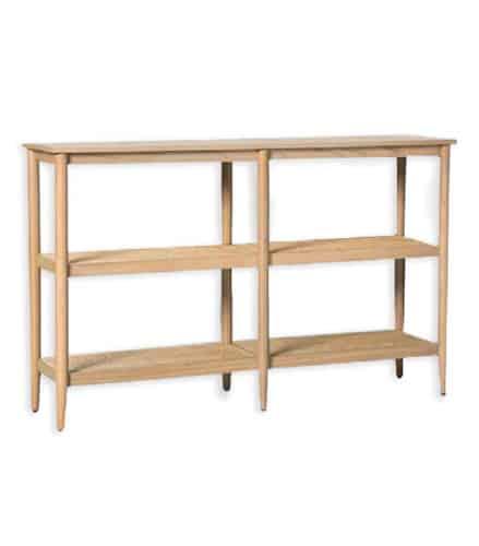 Cane Bookcase