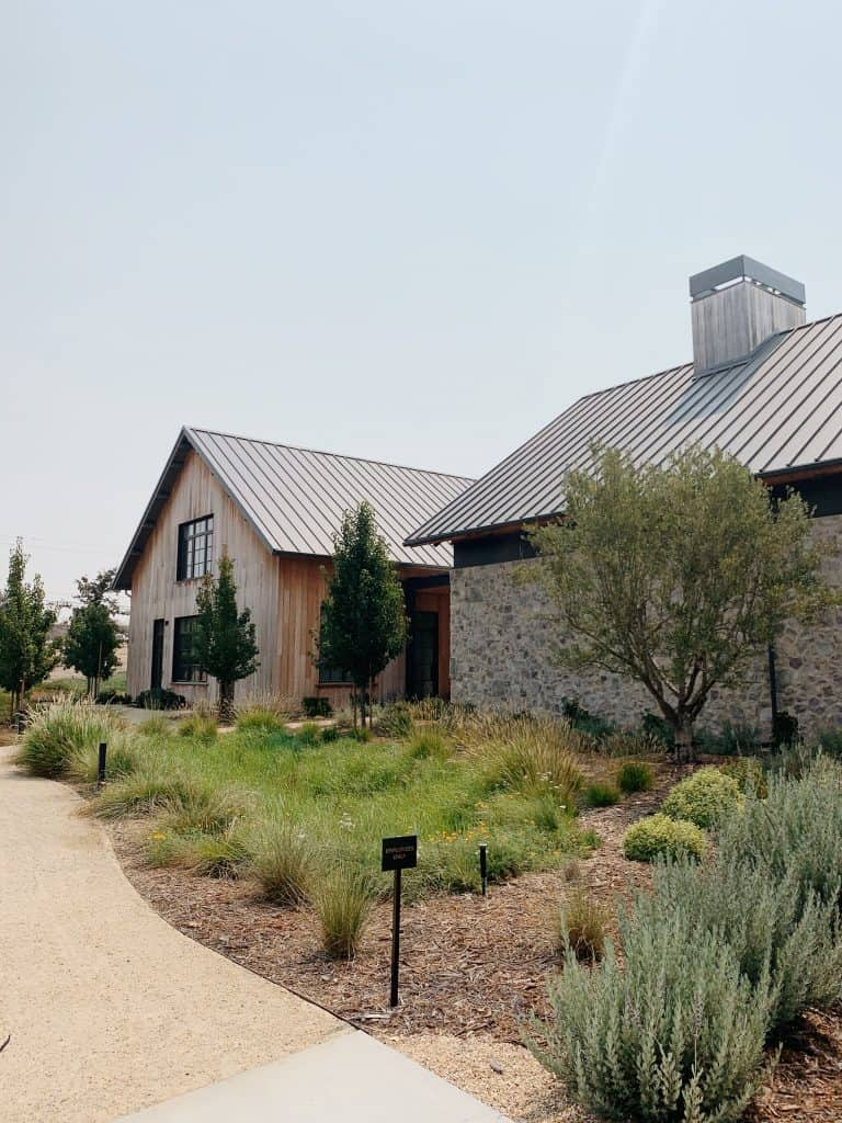 Santa Ynez Winery - Mindy Gayer Design Co.