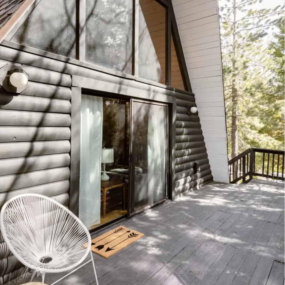 California Cabin Image