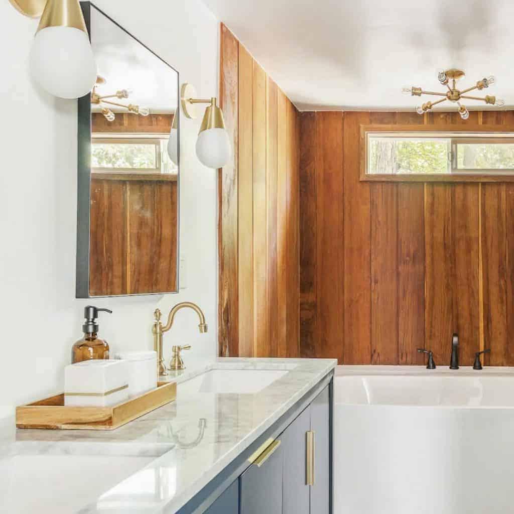 Lake Arrowhead, CA Cabin Rental - Mindy Gayer Design Co.