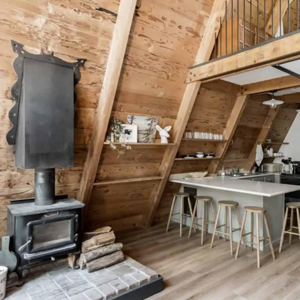 Homewood California Cabin Rental - The MGD Log