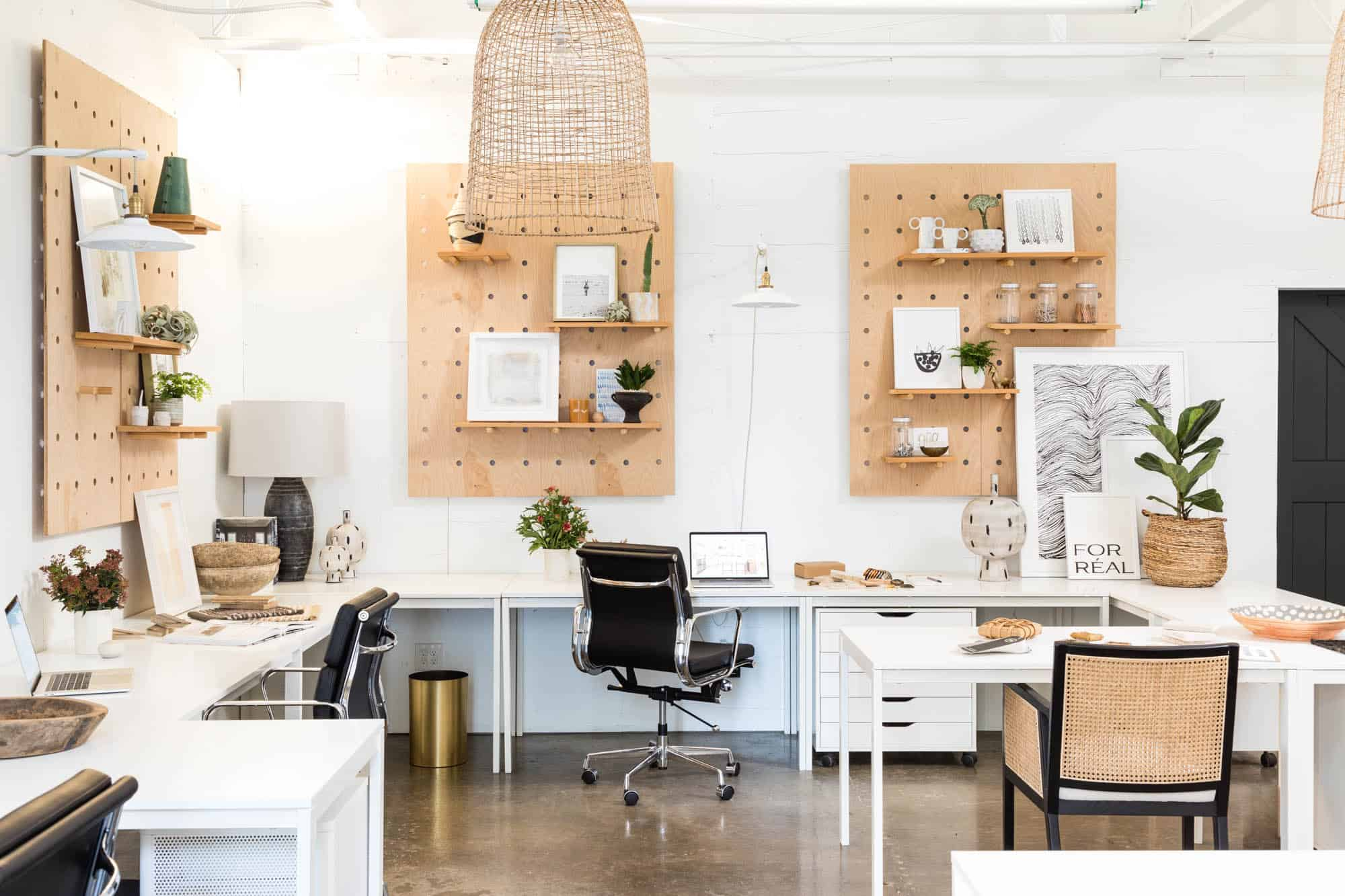 Design House Project Image - Desk & Chair Combinations - Mindy Gayer Design Co.