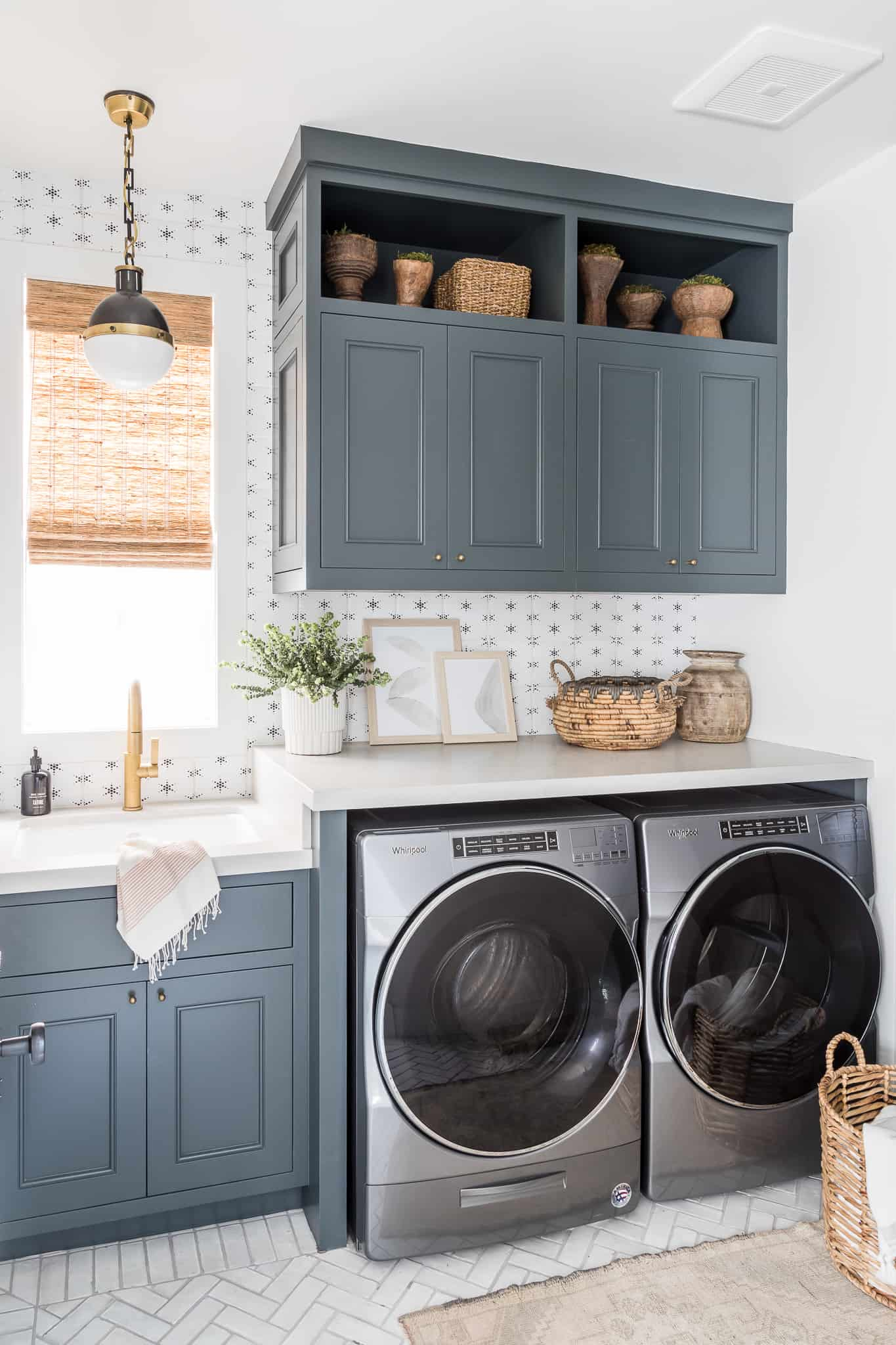 Get The Look: Marigold Laundry Room Inspiration - Mindy Gayer Design Co.