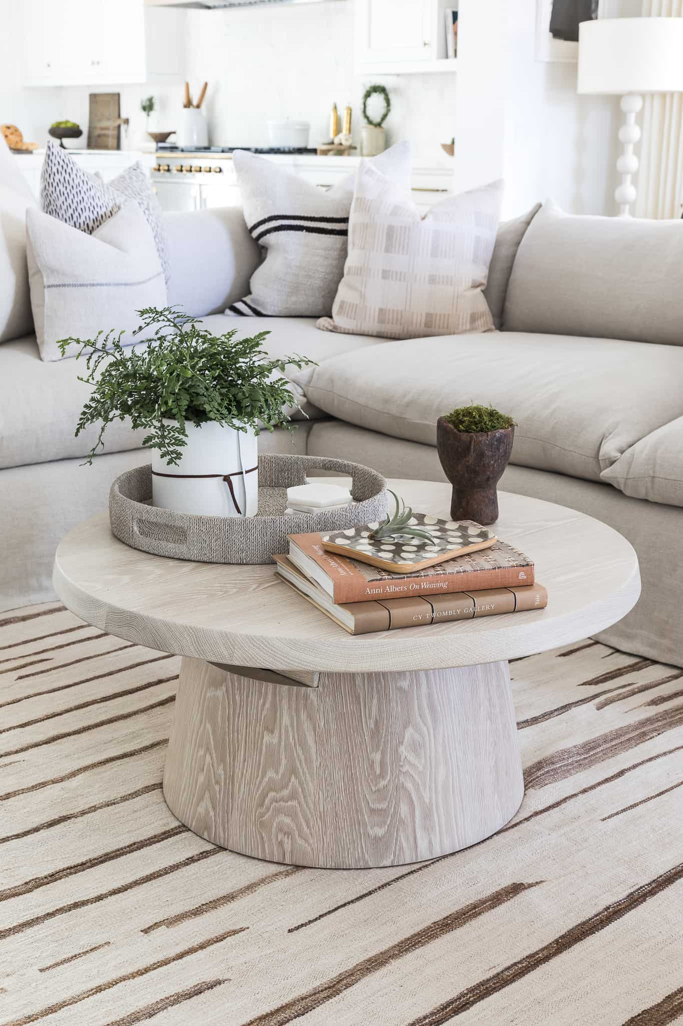 How To Style A Coffee Table - Mindy Gayer Design Co.