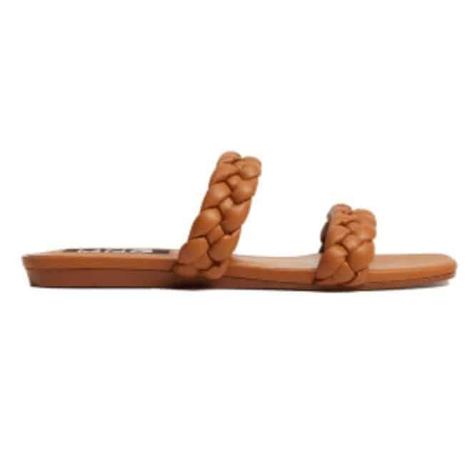 Braided Sandals - The MGD Log
