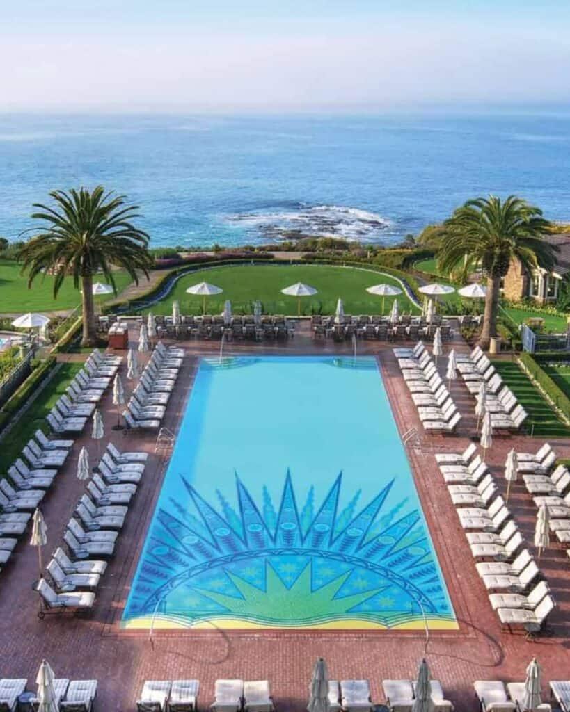 Montage Laguna Beach Pool - The MGD Log