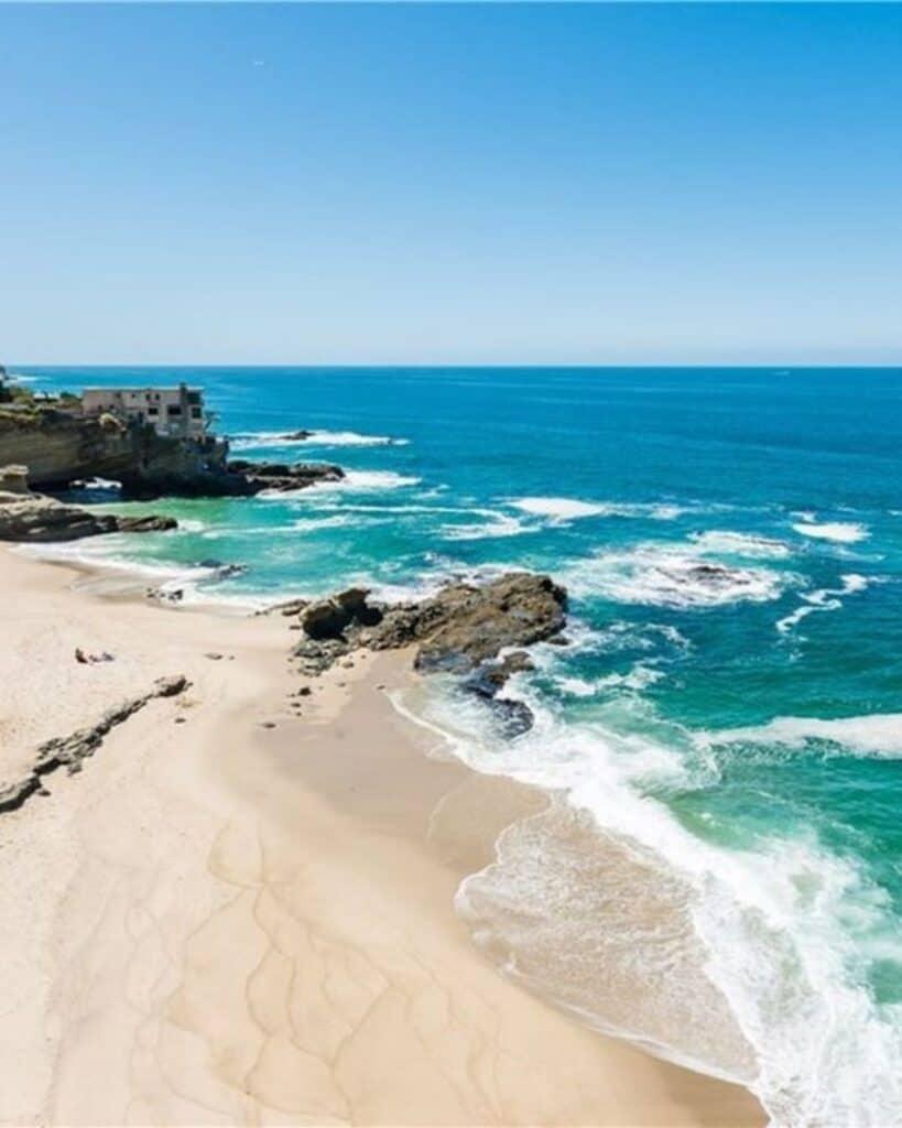 Table Rock Beach - Laguna Beach Travel Guide