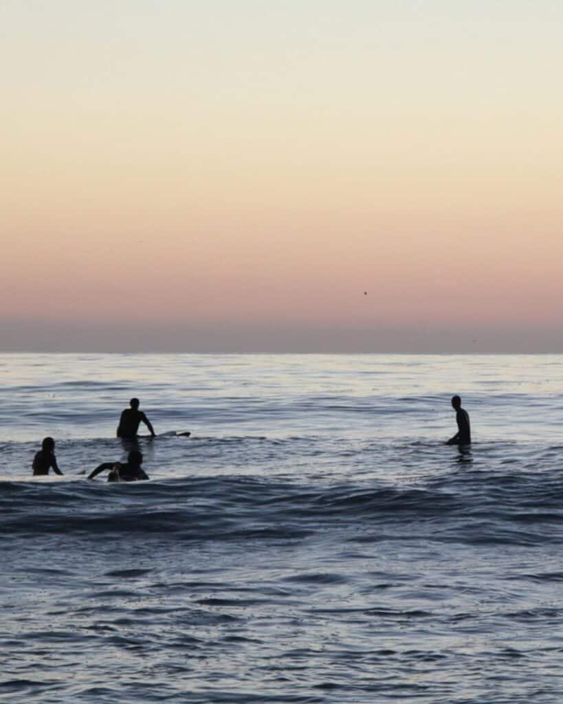 Surf Beach in Laguna Beach - The MGD Log