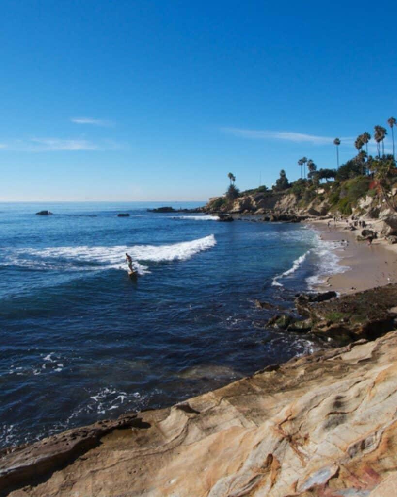 Shaw's Cove Laguna Beach - The MGD Log