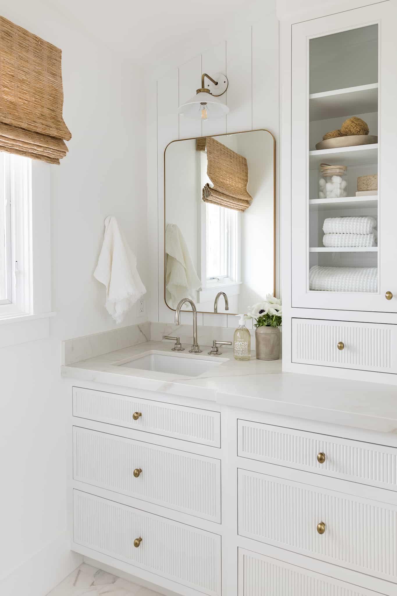 Bathroom Remodel: Splurge vs. Save - Mindy Gayer Design Co.
