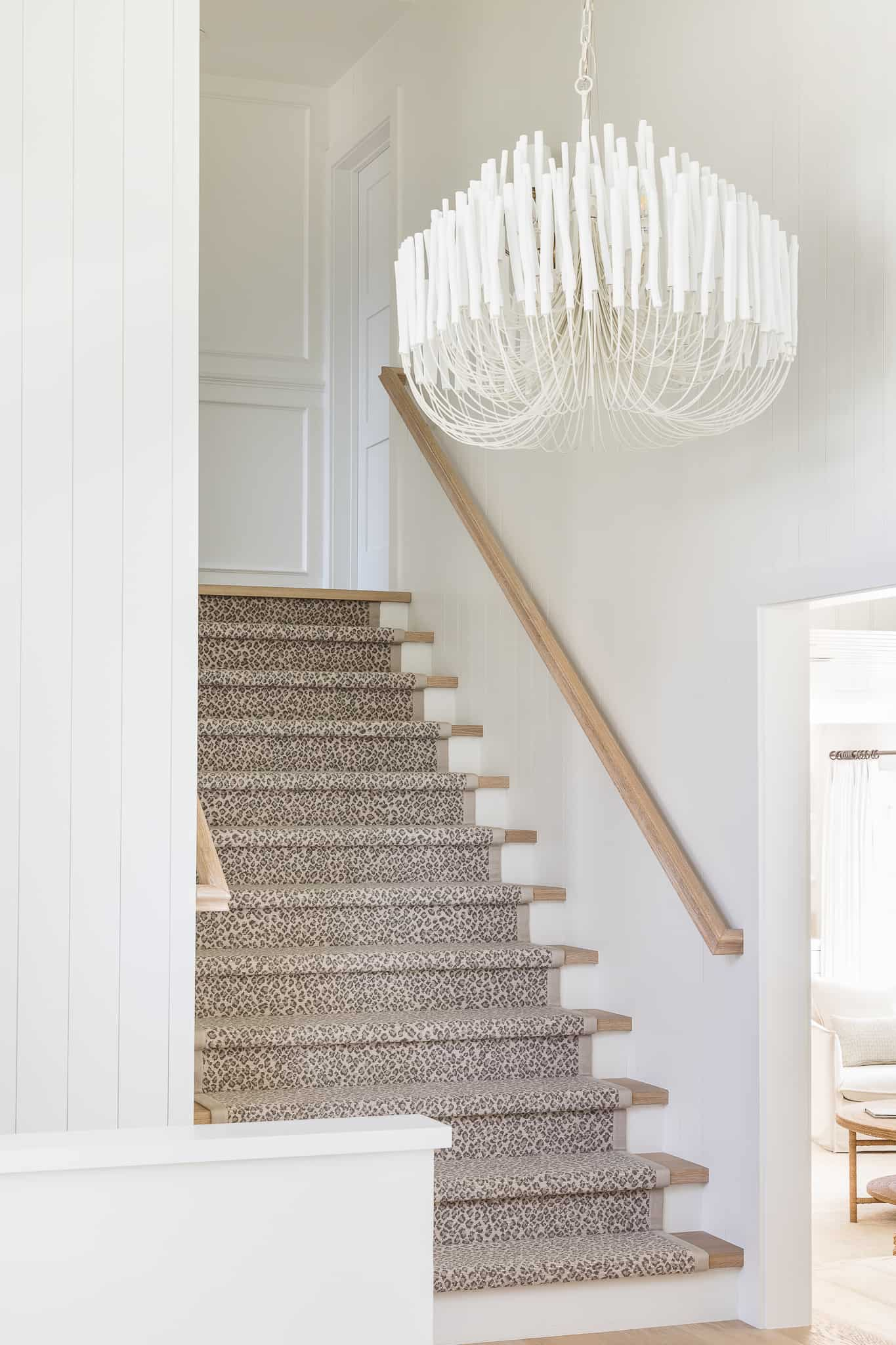 Port Newport Project - Mindy Gayer Design Co. - Stairwell Design