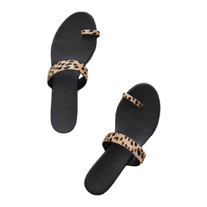 Leopard Sandals - The MGD Log