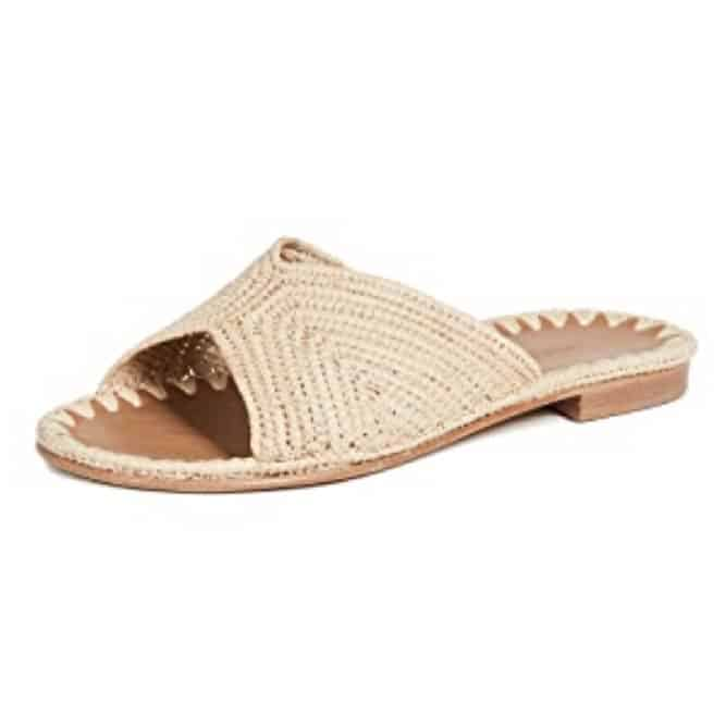 Woven Sandals - The MGD Log