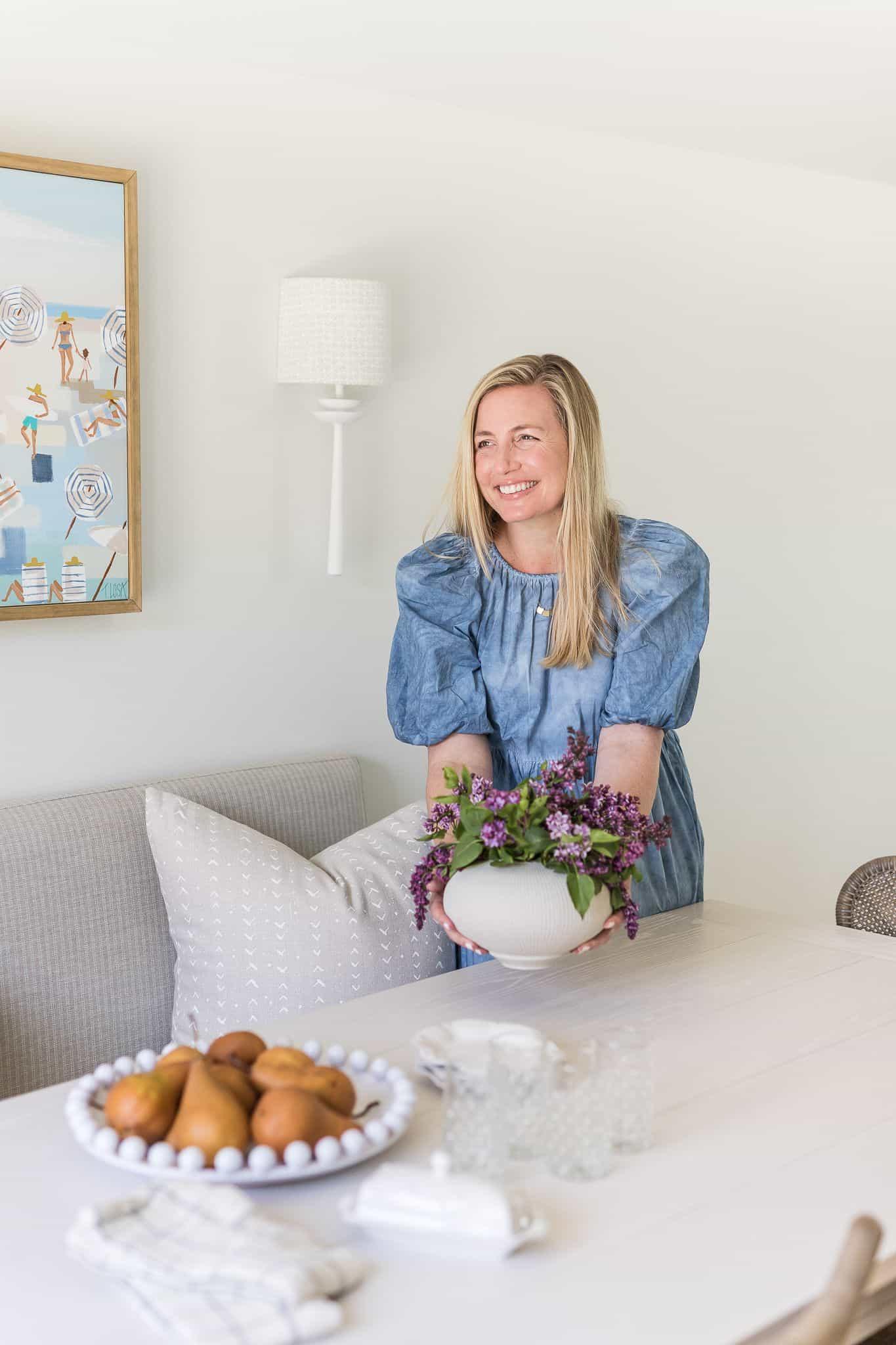 Orange County Interior Designer - Mindy Gayer