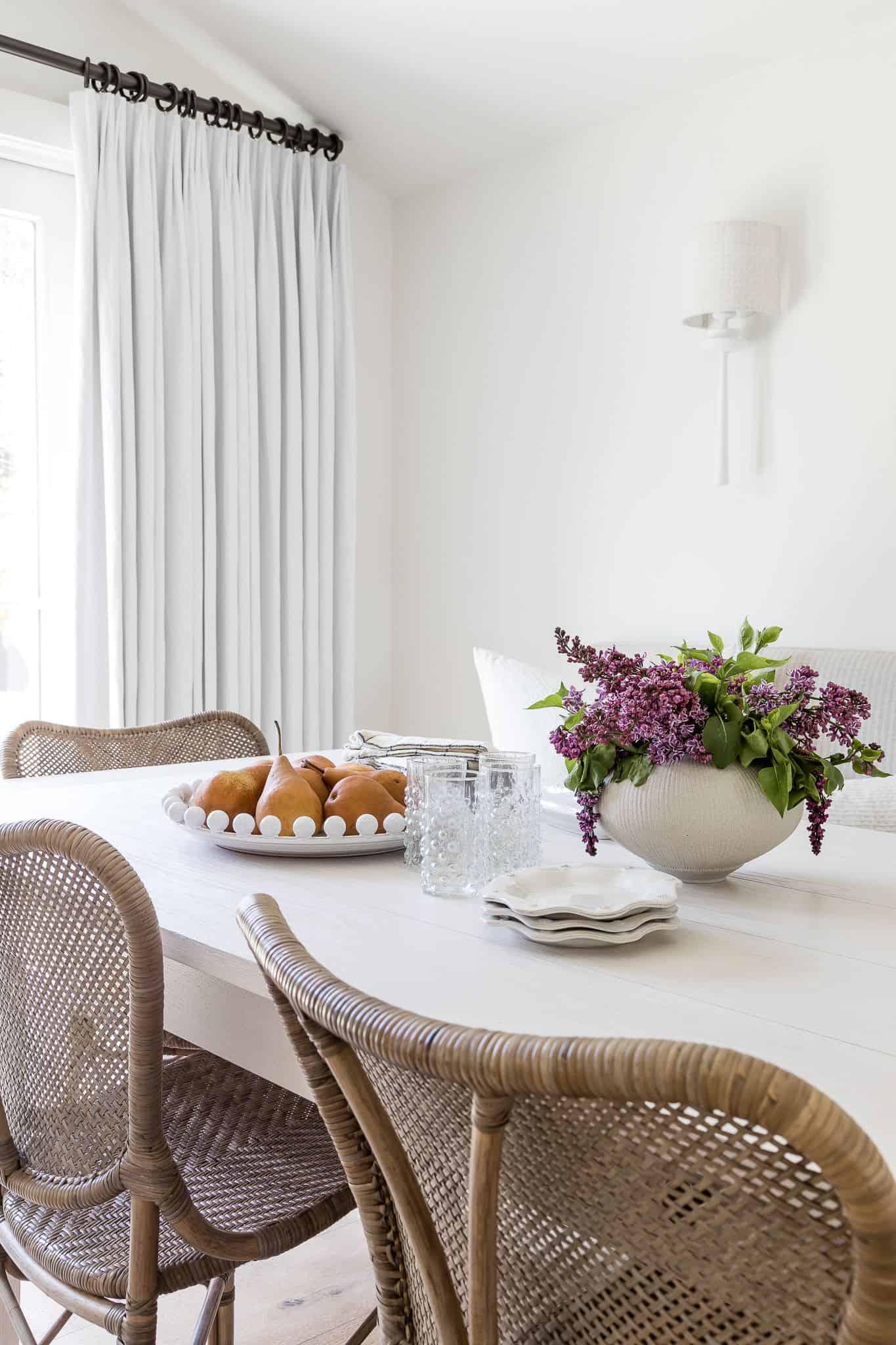 Port Newport Project - Mindy Gayer Design Co. - Dining Nook Design