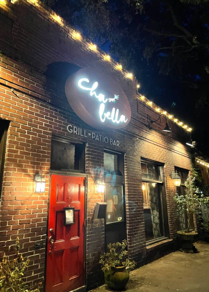 Cha Bella - Savannah Travel Guide by Mindy Gayer Design Co.