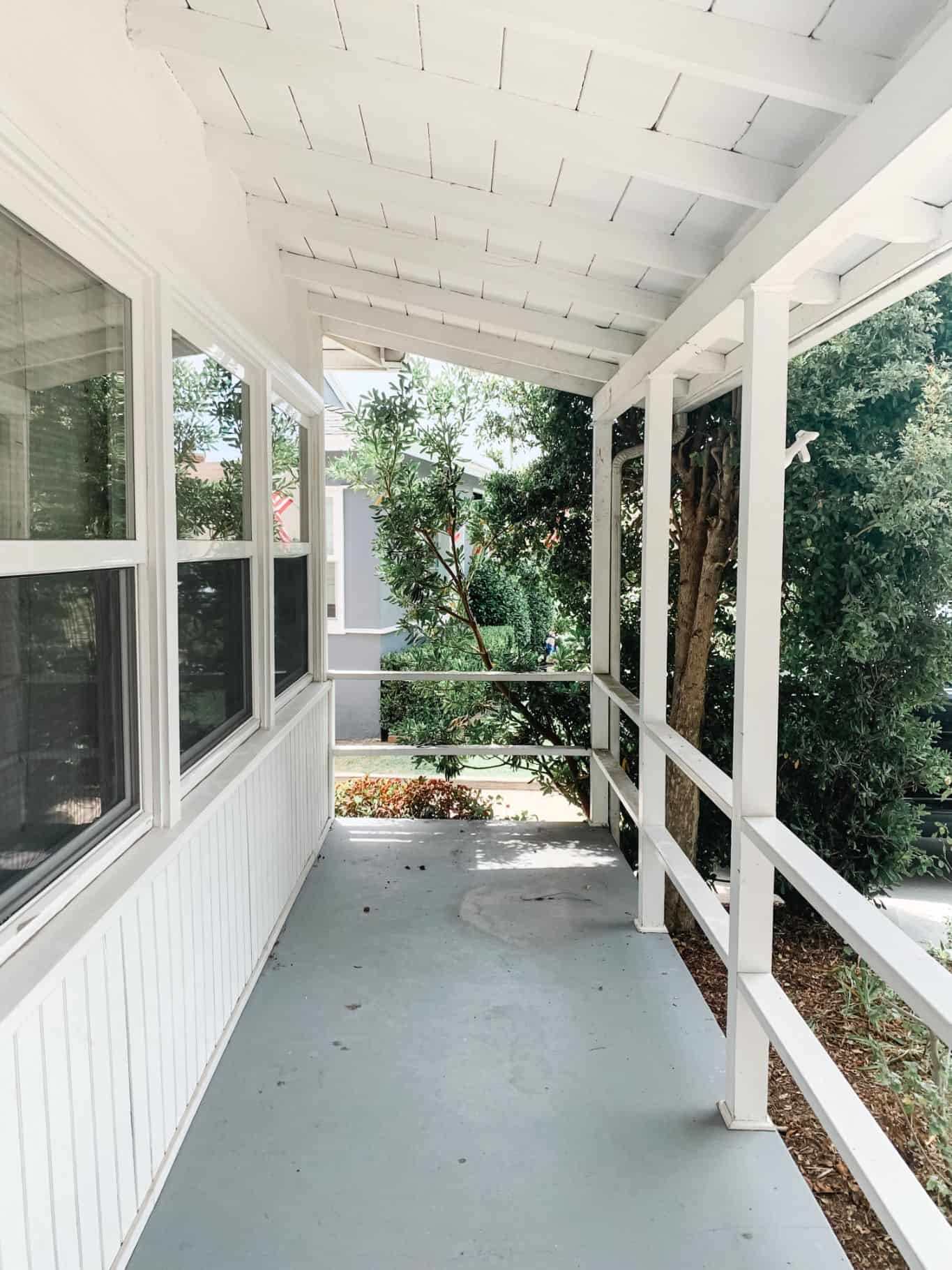 The Cottage Renovation: Before - Mindy Gayer Design Co.